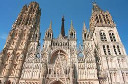Excursión de un día en grupo pequeño a Rouen desde París