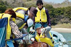 2-Días de Homestay y experiencia de pesca en Oku-Matsushima incluyendo el billete de tren de una vía de Tokio