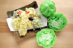 Experiencia japonesa de la comida de Replica en Asakusa