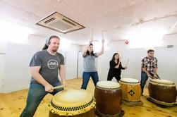 Tradicional Drum Taiko Experiência em Kobe