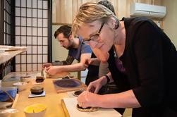"""Impresión tradicional japonesa """"Ukiyo-e"""" de Woodblock en Asakusa"""