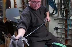 Conoce a los famosos artesanos de Swordsmith en Tokio