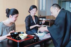 """Auténtico """"Chaji"""" Matcha Ceremonia Experiencia y Almuerzo Kaiseki en Tokio"""