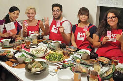 Private traditionelle japanische Kochkurs
