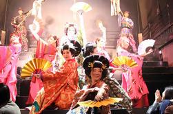 Oiran Show, y compris le dîner au restaurant Kaiseki de luxe à Roppongi