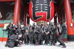 Tour de medio día en Asakusa con la experiencia de Ninja