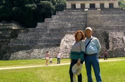 Agua Azul, Cataratas del Misol Hà y Ruinas de Palenque