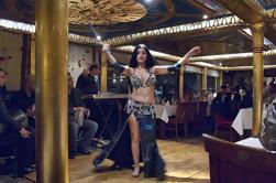 Cena crucero por el Nilo con espectáculo El Cairo