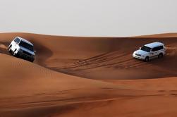 Super Desert Safari Tour desde Hurghada en 4x4 Jeep