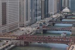 Excursión a pie por el río Chicago
