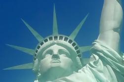 Estatua de la Libertad y Memorial del 11 de Septiembre