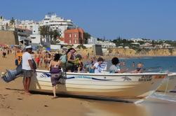 Faro Distrito: Pescadores Casas e Natureza Walking Tour