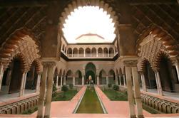 Ignorar a linha: Alcazar Guided Tour em Sevilha