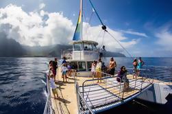 Niihau y Na Pali Costa Kauai Snorkel Crucero con buceo opcional