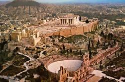 Tour en minibus privé demi-journée à Athènes