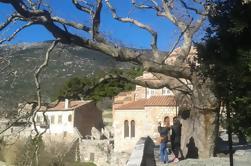 Private Full Day Delphi y Osios Loukas Tour desde Atenas