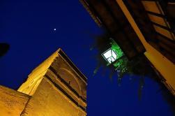Séville à la tombée de la nuit: visite guidée à pied