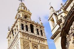 Excursão guiada de um grupo pequeno da Catedral de Sevilha