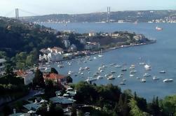 Crucero por el Bósforo y dos continentes en Estambul