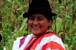 6 días de senderismo en los Andes ecuatorianos