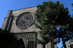 Barcelona Visita guiada a la Basílica del Pi y su campanario