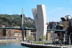 Paseo privado de Bilbao con el Museo Guggenheim