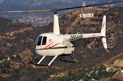 Hooray para el tour en helicóptero de Hollywood