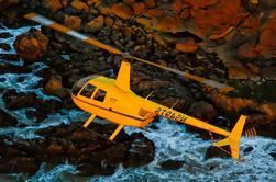 Excursión en helicóptero de California Coast and Canyons