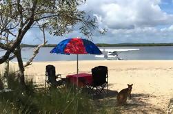 Vuelo escénico romántico con almuerzo de picnic de la isla privada por hidroavión