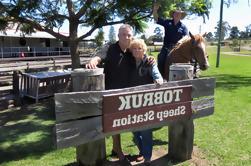 Private Tobruk Sheep Station Day Tour de Sydney Incluindo Almoço Churrasco