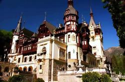 Tour de degustación de castillos y vinos espumosos de Bucarest