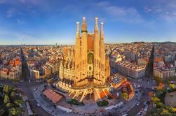 Visita privada de la fachada Sagrada Familia con visita interior independiente