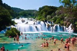 Parque Nacional Krka y Sibenik Tour Todo el Día desde Split