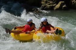 Excursão da aventura da tubulação do rio dos rios do rio