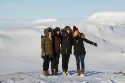 Excursión de un día en grupo pequeño a Thorsmork y Eyjafjallajokull desde Reykjavik