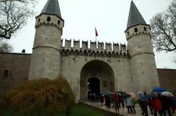 Tour por la ciudad de Estambul desde el puerto de cruceros