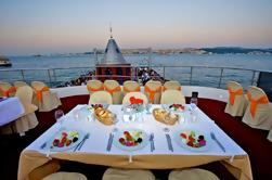 Bosphorus Dinner Cruise Da Istanbul Europa Side