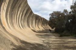 Excursión de un día a Rock Wave desde Perth en lujo Hummer incluyendo Mundaring Weir