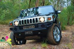 Half-Day Hummer Safari 4WD Adventure Erfaring fra Gold Coast