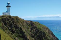 Excursión de un día a la Bahía de Byron desde Gold Coast Incluyendo el faro de Cape Byron y el castillo de Macadamia