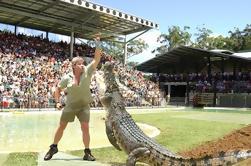 El cazador de cocodrilos de Australia Zoo de transferencia de la Costa de Oro