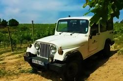 4x4 na Região do Vinho Verde, incluindo o Piquenique Regional