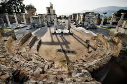 Tour Privado Ephesus St John Medio Día Desde Izmir
