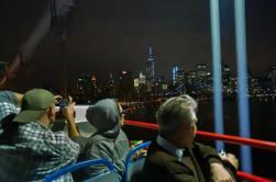 Nueva York en la noche Open Top Bus Tour
