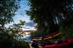 Private Night Kayak Tour en Trakai desde Vilnius