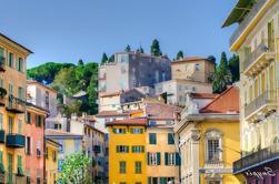 Pequeño grupo Niza Paseo cultural a pie del casco antiguo y la colina del castillo
