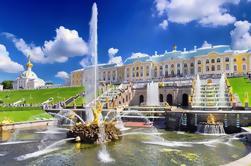 St. Petersburg Shore Excursion: Pequenos grupos de 2 dias de viagem sem visto incluindo passeio de barco