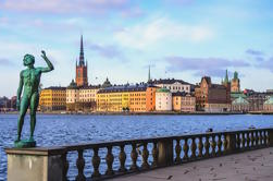 Shore Excursion: Stockholm Highlights Tour incluant la promenade panoramique, Musée Vasa et Walking Tour de Gamla Stan