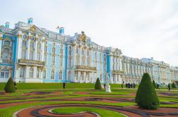 Pequenos grupos de 2 dias sem vistos de São Petersburgo Destaques Tour