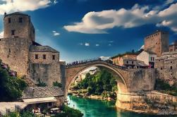 Bosnio Excursión de un día privado: Mostar y Medjugorje de Split